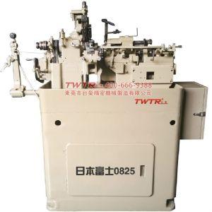 日本富士机0825#手机螺母专用机(比1525自动车床快20%-30%)